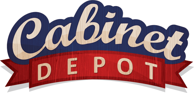 Cabinet Depot logo by CleverOgre