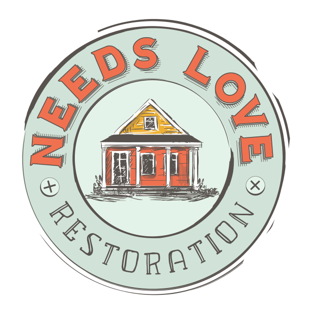 Needs Love Restoration Logo